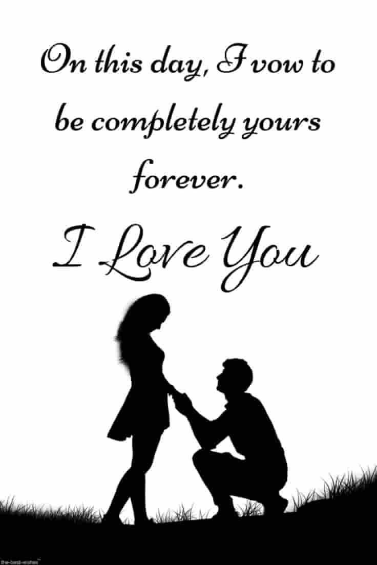 propose love quotes for her image