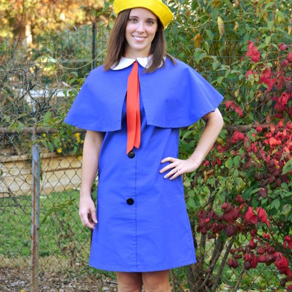 cozy birdhouse | madeline costume