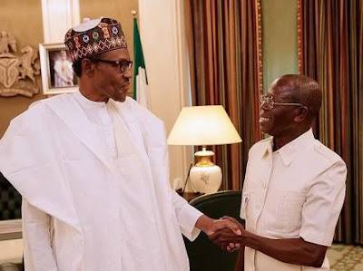 2019: APC, Oshiomhole, Presidency & The Big Fights