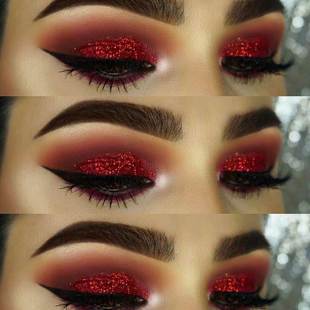 Vanity Talk Episode 1 Red Smokey Eye Alyssa Ambrr