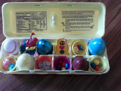 Easter Egg Carton Craft