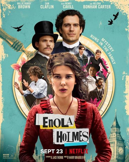 Review film netflix enola holmes