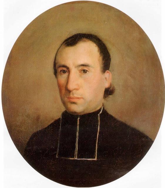 Адольф Вильям Бугро - портрет Эжена Бугро, дяди художника (1850)