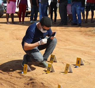 Catoleense é morto com tiros de pistola e de escopeta no bairro Bela Vista em Mossoró