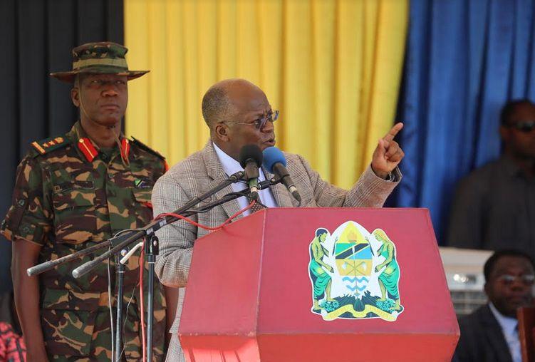 Rais Magufuli Abadili matumizi ya eneo la uwanja wa ndege wa zamani wa Mbeya na kulifanya kuwa la wamachinga