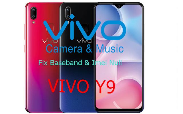 Fix Baseband-Imei Vivo Y95 1807