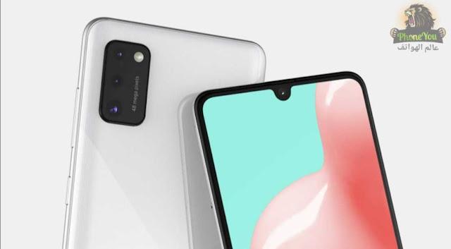 Samsung Galaxy A41 يحصل على شهادة بلوتوث SIG ومن المتوقع ان نراه قريبا