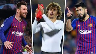 Valverde: Griezmann Will Flourish With Messi