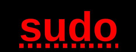 كيفية تثبيت sudo  و تكوين مستخدم مع صلاحياته ؟