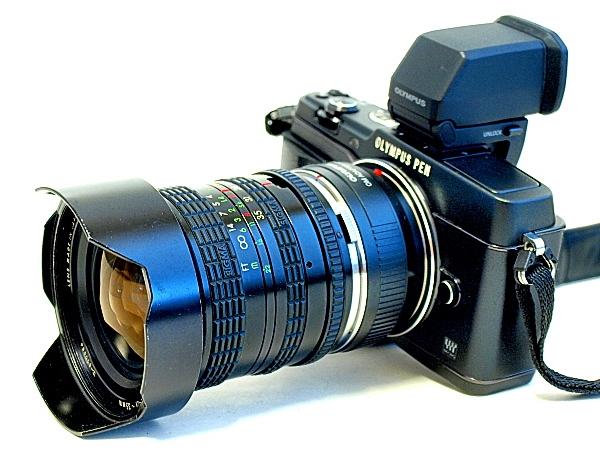 Sigma Zoom-Gamma 21-35mm F3.5~4