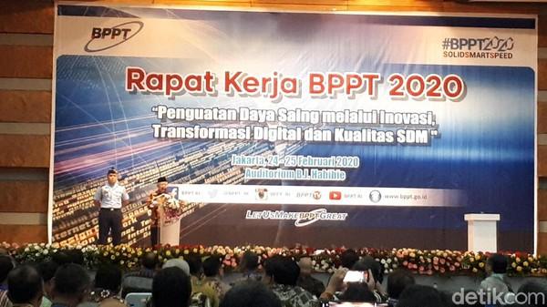 Buka Raker BPPT, Ma'ruf Sebut RI Kurang Penguasan Iptek dalam Inovasi
