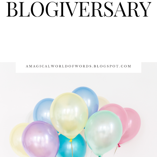 3 Year Blogiversary! ft. embarrassing facts