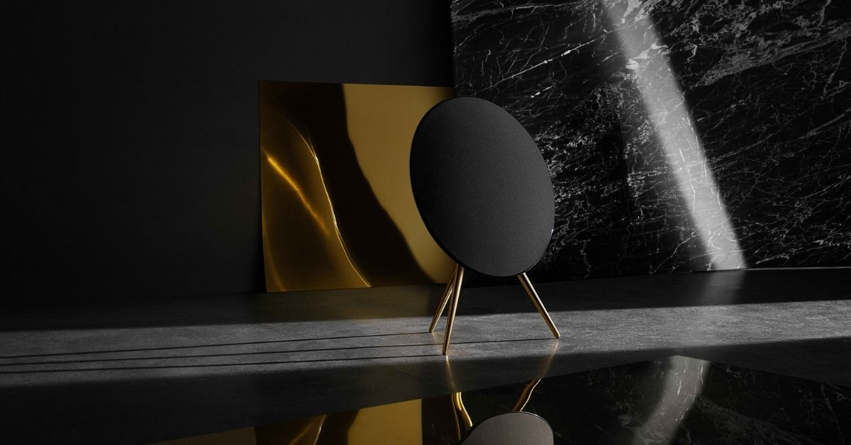 3. Beosound Edge by Laurent x Bang & Olufsen - Moniedism
