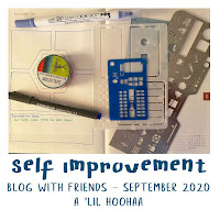 Blog With Friends, a multi-blogger project based post incorporating a theme, Self-Improvement | Self Improvement by P.J. of A 'lil HooHaa | Featured on www.BakingInATornado.com