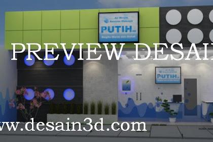 Jasa design bangunan depot air minum isi ulang depot air reverse osmosis