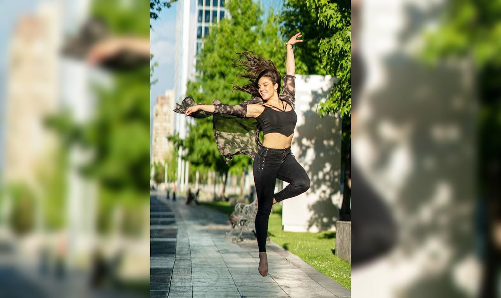 Chantal Gayoso lanzó tienda online con kimonos