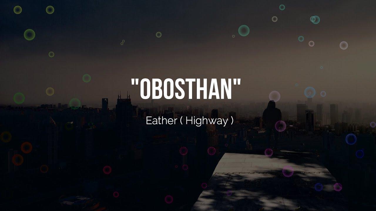 Obosthan Lyrics ( অবস্থান ) - High Way