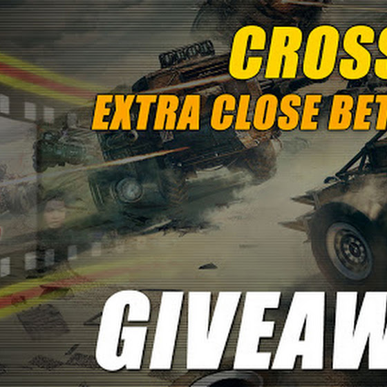 Extra Crossout Close Beta Keys ★ Giveaway (Ended)