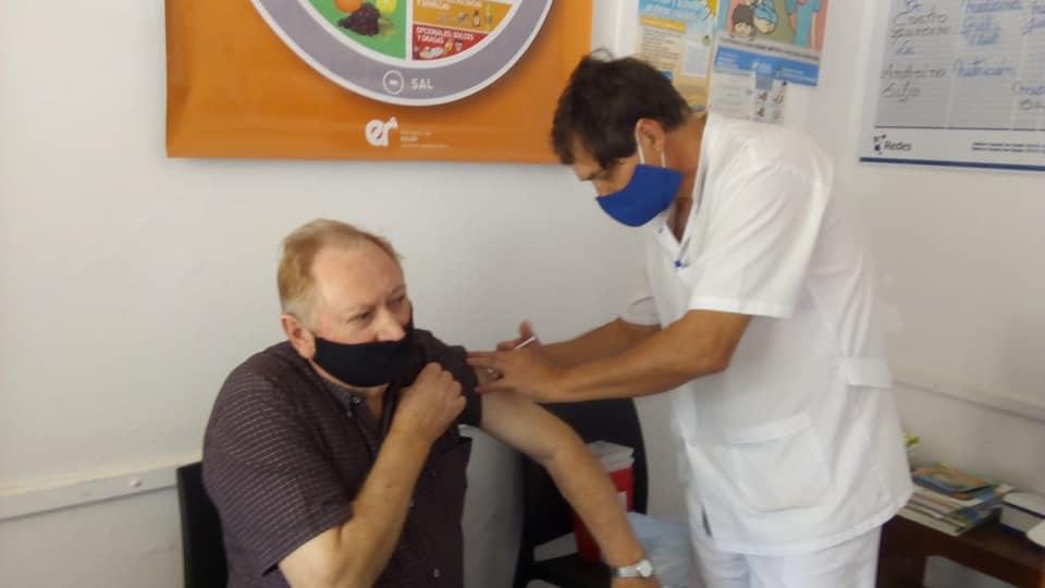 vacunacion covid racedo