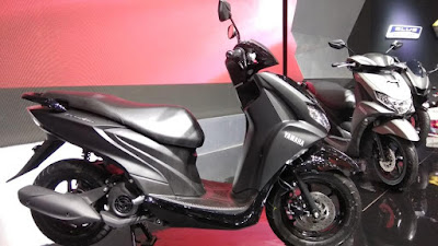 Mengenal Profil Yamaha FreeGo 2019 yang Eksklusif