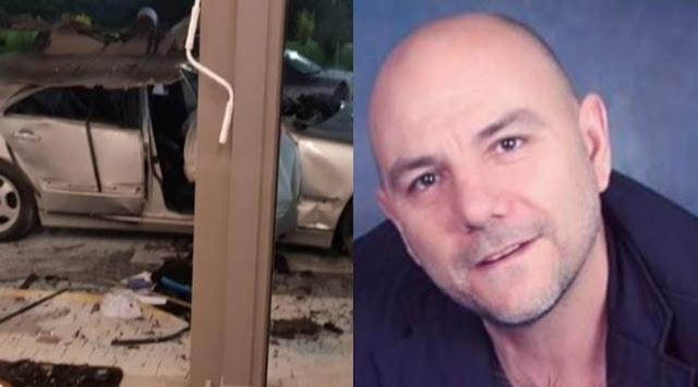Albanian businessman risks his limbs after car explosion