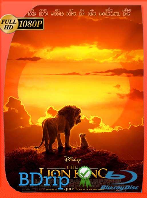 El Rey León (The Lion King) (2019) BDRIP1080pLatino [GoogleDrive] SilvestreHD