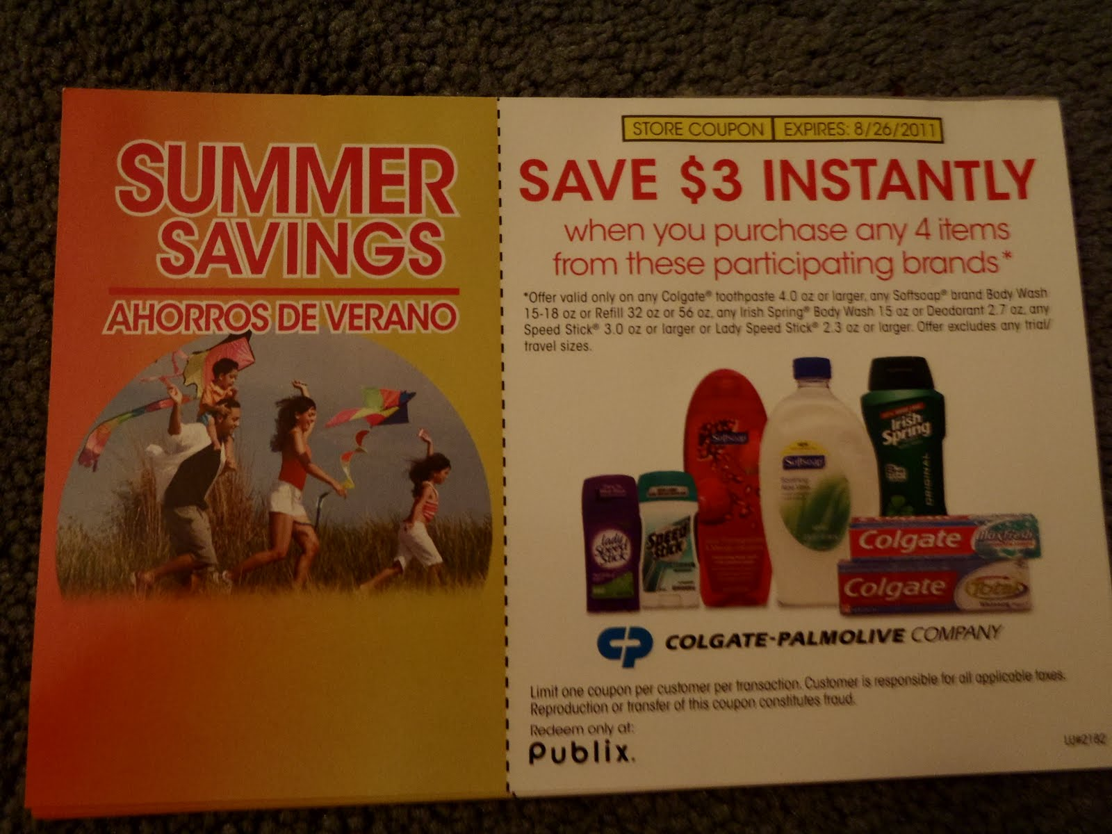 Beadandelion 8 7 11 14 Palmolive Cherry Blossom Shower Gel 1l Twinpacks Free Towel Publix Look For This Coupon