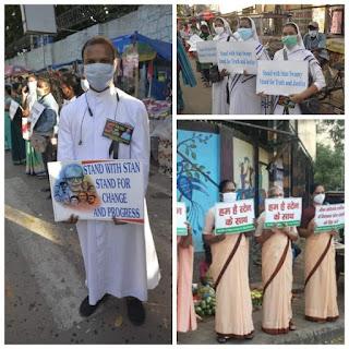 protest-for-sten-swami-arrest
