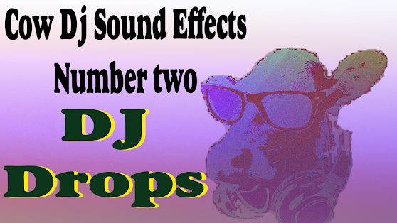Cow Dj Sound Effects New 2021 number two