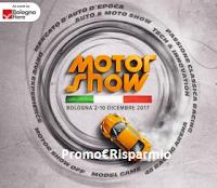 Logo Rispondi e vinci gratis i biglietti per il Motor Show di Bologna