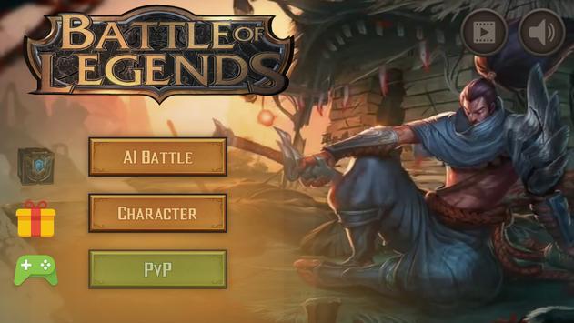 Battle of Legends 1.4.0 Para Hileli