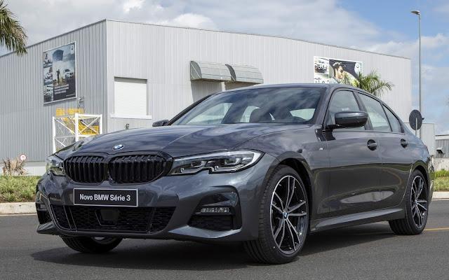 BMW 320i M Sport 2020 5 Years Edition: preço R$ 240 mil