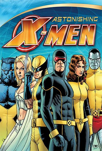 Astonishing X-Men Serie Completa HD 720p Latino Dual