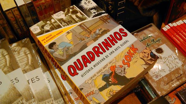 Resultado de imagem para Quadrinhos: história moderna de uma arte global