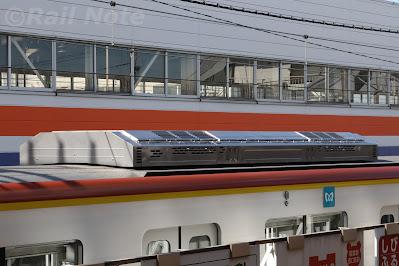 東京メトロ17000系クーラー
