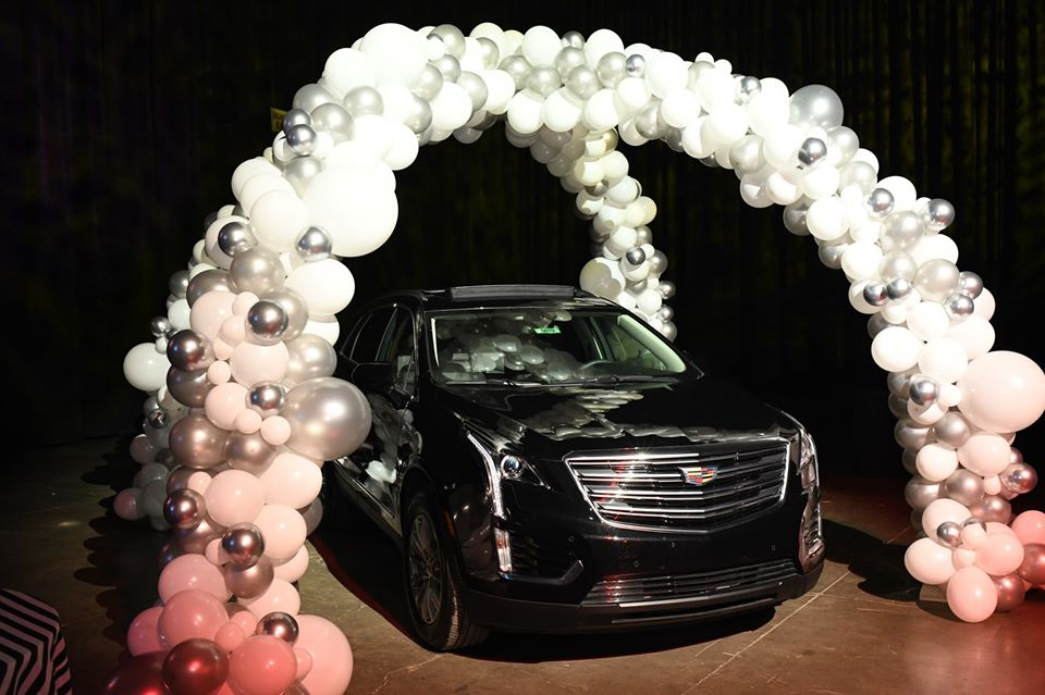 Company raffles off 13 brand-new cars in Christmas party