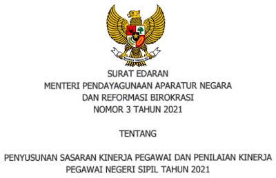 Juknis Penyusunan SKP Terbaru 2021