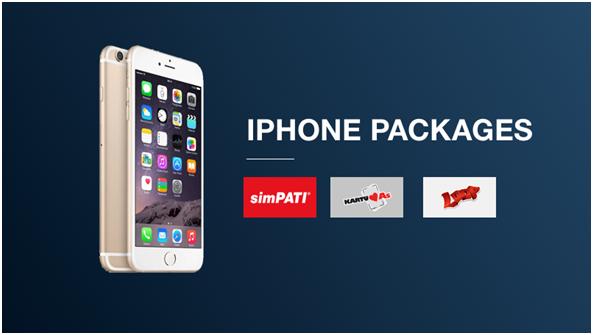 Paket Internet Iphone - Telkomsel