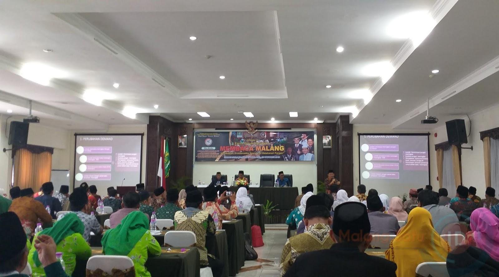 Kritisi Kebijakan Pendidikan Daerah, Lakpesdam NU Kabupaten Malang Gelar FGD Membaca Malang