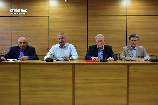 Προεκλογική εκδήλωση του ΚΙΝ.ΑΛ. στο Ναύπλιο και παρουσίαση του ψηφοδελτίου της Πελοποννησιακής Συμμαχίας (βίντεο)