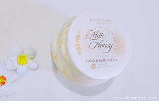 oriflame-milk-&-honey-review