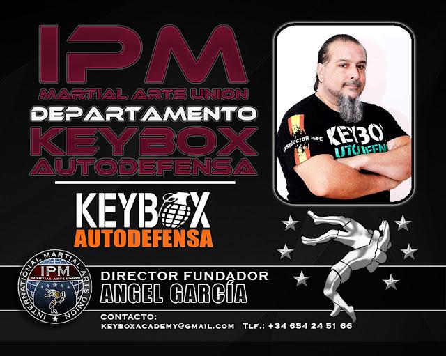 KEYBOX AUTODEFENSA - PERFIL DEPARTAMENTO - IPM - ANGEL GARCIA
