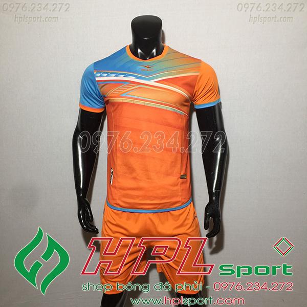 Áo ko logo KeepFly PVĐ màu cam