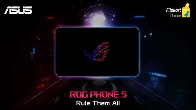 Asus Rog Phone 5 will be launched in India today with Snapdragon