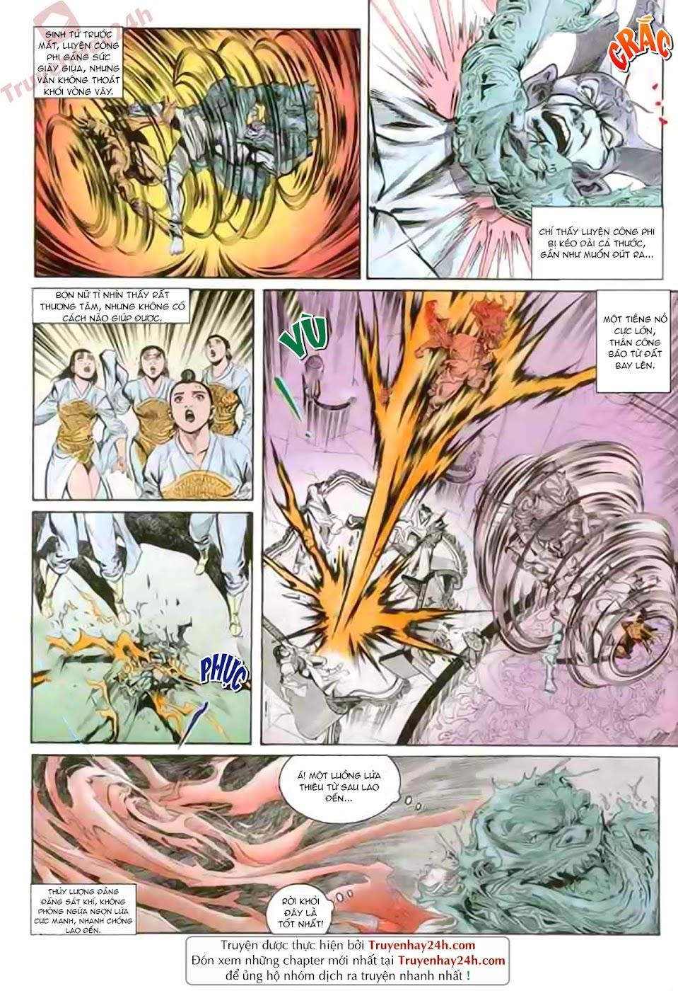 Cơ Phát Khai Chu Bản chapter 86 trang 15