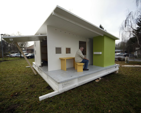 The cheapest house in Massa
