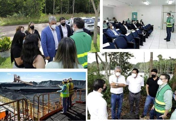 Comissão da CPI da Vale realiza diligências investigativas no Pará