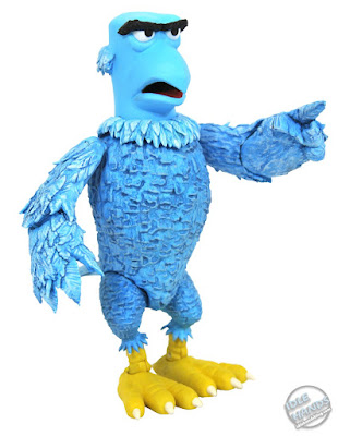 Diamond Select Muppets Sam the Eagle and Rizzo Action Figure Box Set