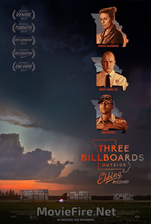 Three Billboards Outside Ebbing, Missouri (2017) 1080p