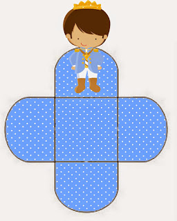 Baby Prince: Free Printable Open Boxes.
